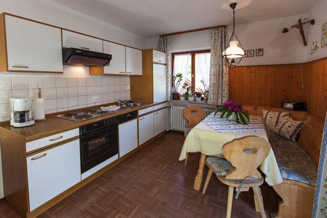 Ferienwohnungen Grill Küche Wohnung Anita 2